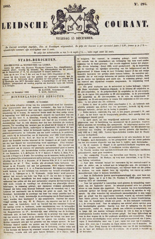 Leydse Courant 1882-12-15