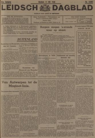 Leidsch Dagblad 1940-05-17