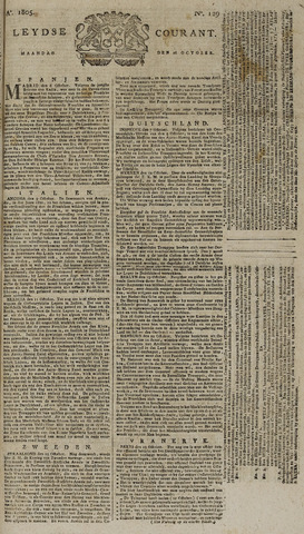 Leydse Courant 1805-10-28