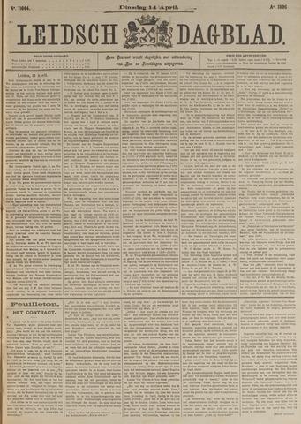 Leidsch Dagblad 1896-04-14