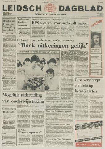 Leidsch Dagblad 1982-11-16