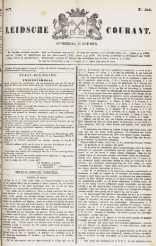 Leydse Courant 1877-10-11