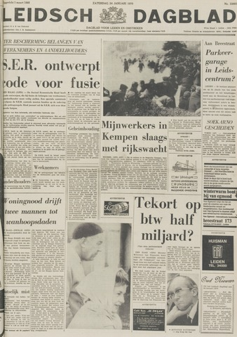 Leidsch Dagblad 1970-01-24