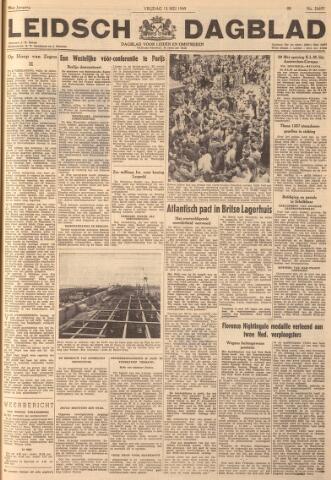 Leidsch Dagblad 1949-05-13