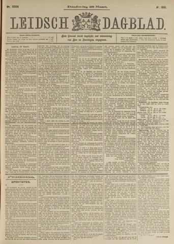Leidsch Dagblad 1901-03-28