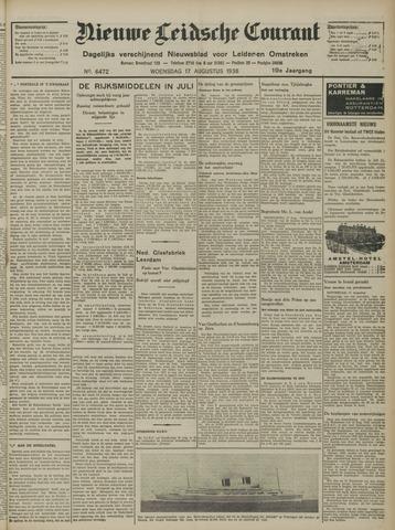 Nieuwe Leidsche Courant 1938-08-17