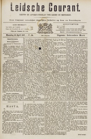 Leydse Courant 1887-04-25