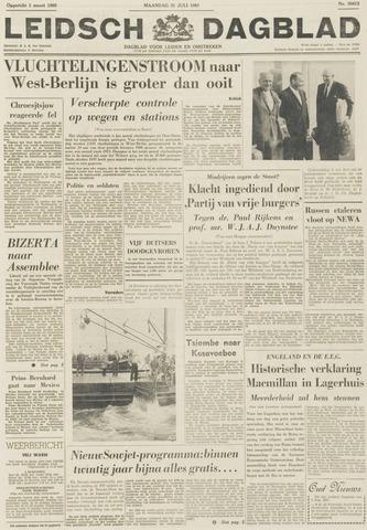 Leidsch Dagblad 1961-07-31
