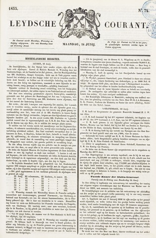 Leydse Courant 1855-06-18