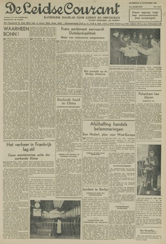 Leidse Courant 1949-11-26