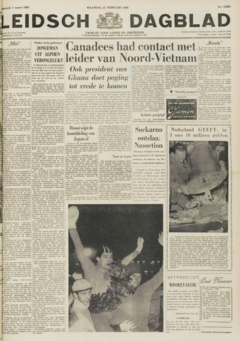 Leidsch Dagblad 1966-02-21