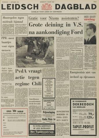 Leidsch Dagblad 1974-09-11