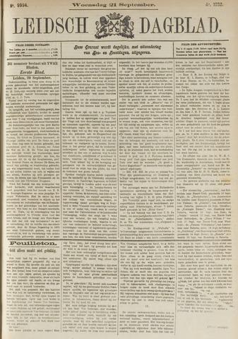 Leidsch Dagblad 1892-09-21