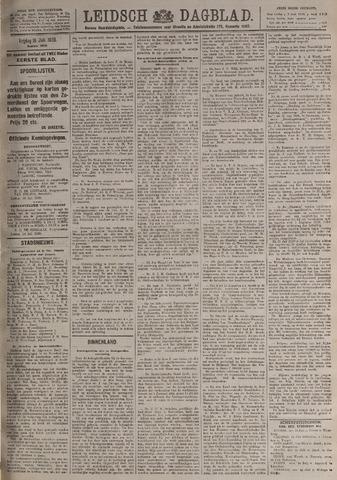 Leidsch Dagblad 1920-07-16