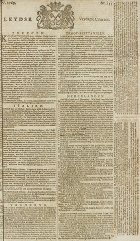 Leydse Courant 1769-11-10