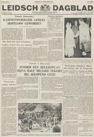Leidsch Dagblad 1956-09-18