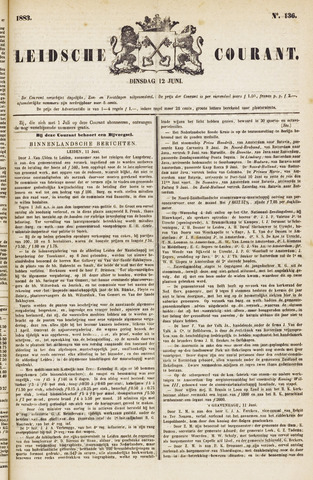 Leydse Courant 1883-06-12