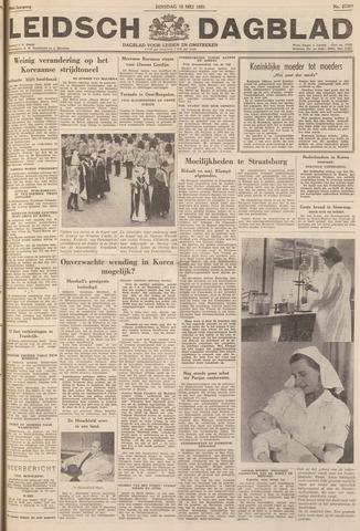Leidsch Dagblad 1951-05-15