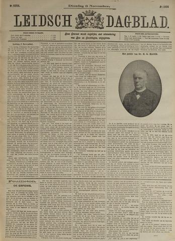 Leidsch Dagblad 1896-11-03