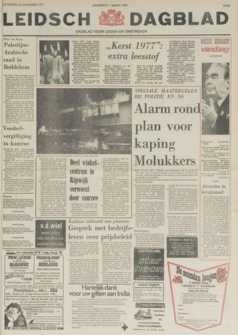 Leidsch Dagblad 1977-12-24