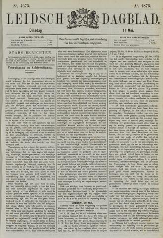 Leidsch Dagblad 1875-05-11