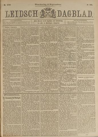 Leidsch Dagblad 1901-09-05