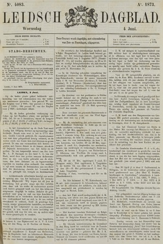 Leidsch Dagblad 1873-06-04