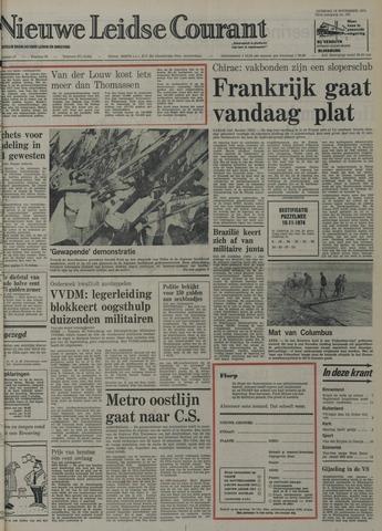 Nieuwe Leidsche Courant 1974-11-19