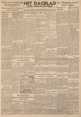 Dagblad voor Leiden en Omstreken 1944-05-17