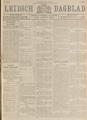 Leidsch Dagblad 1916-06-30