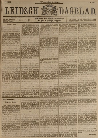 Leidsch Dagblad 1897-06-09
