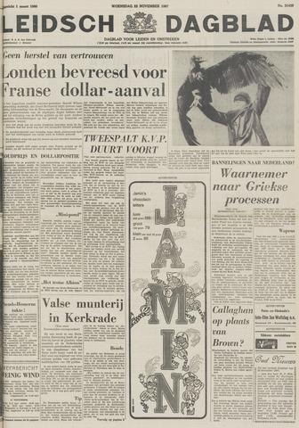 Leidsch Dagblad 1967-11-22