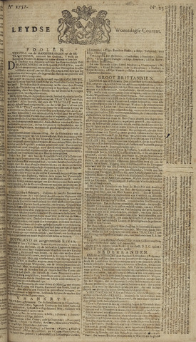 Leydse Courant 1757-02-23