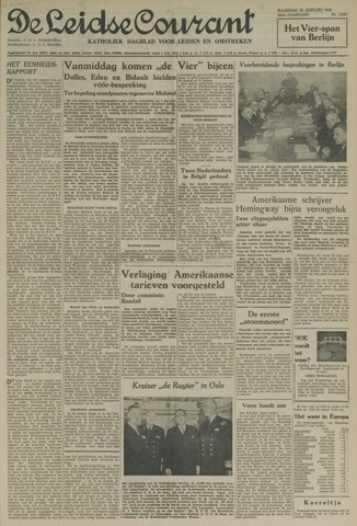 Leidse Courant 1954-01-25