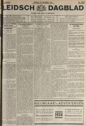 Leidsch Dagblad 1933-12-19