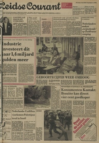 Leidse Courant 1980-07-23