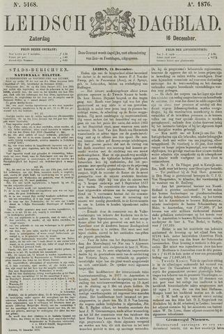 Leidsch Dagblad 1876-12-16