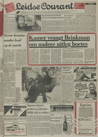 Leidse Courant 1984-12-27