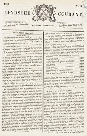 Leydse Courant 1853-02-23