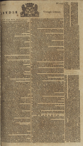 Leydse Courant 1754-12-27