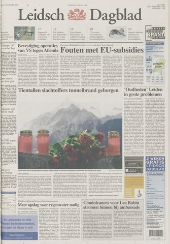 Leidsch Dagblad 2000-11-14