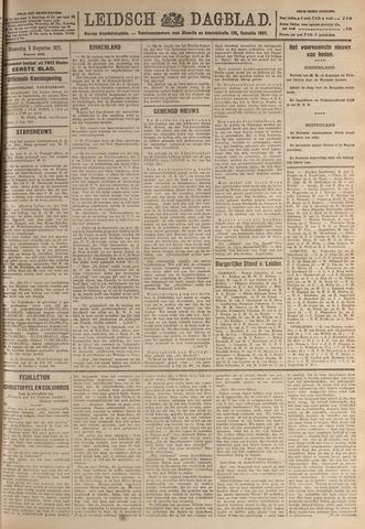 Leidsch Dagblad 1921-08-03