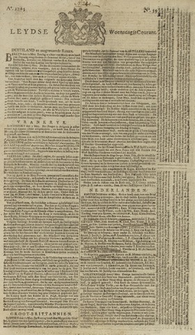 Leydse Courant 1763-05-18