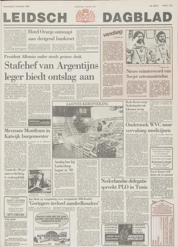 Leidsch Dagblad 1988-12-21