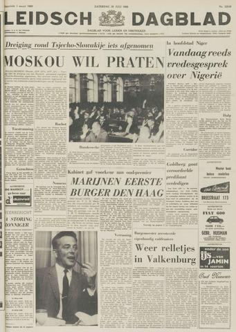 Leidsch Dagblad 1968-07-20