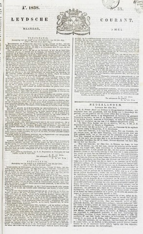 Leydse Courant 1838-05-07
