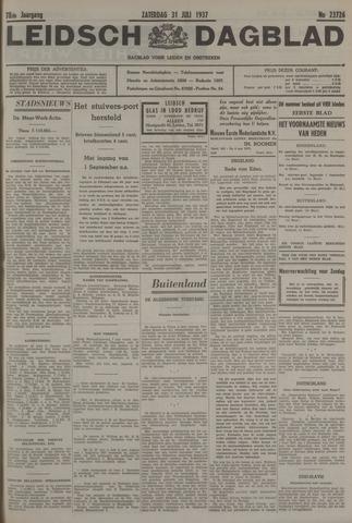Leidsch Dagblad 1937-07-31