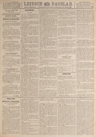 Leidsch Dagblad 1919-04-03