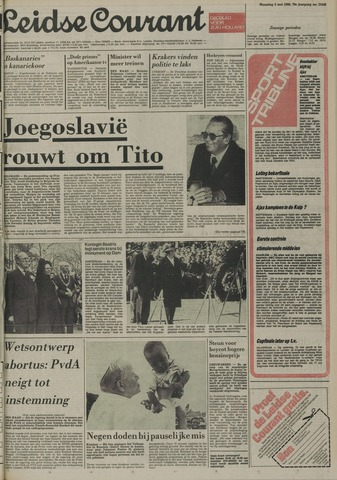 Leidse Courant 1980-05-05