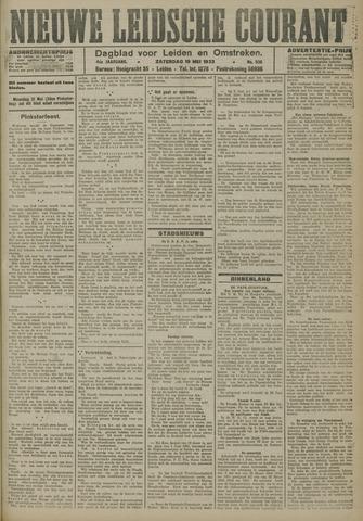 Nieuwe Leidsche Courant 1923-05-19